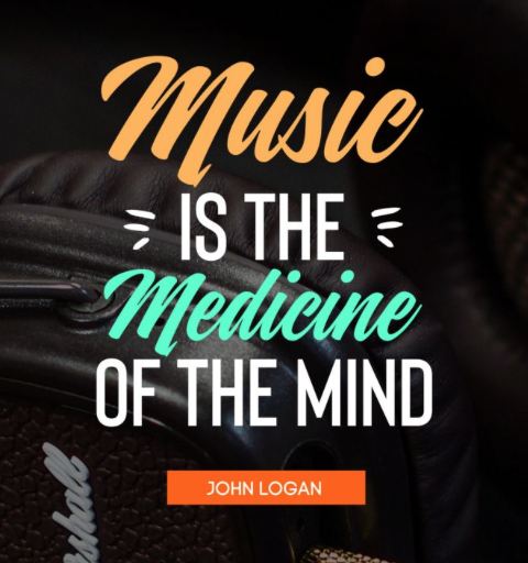 Without Music, Life Would be Boring